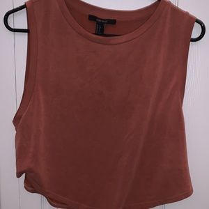 Forever 21 soft tank top!